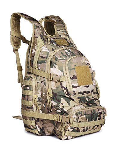 Urban Go Pack Tactical Backpack Sport Ourdoor 40L Outdoor Hunting & Fishing Personal Defense - MULTICAM