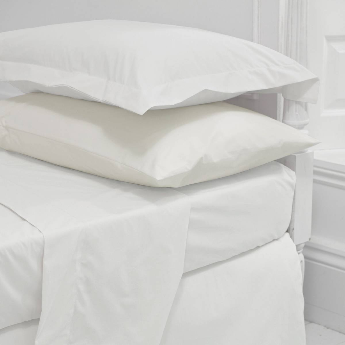 Be the first to review percale t 180 classic queen size flat sheets - Egyptian Cotton 200 Thread Count Fitted Sheet 4ft Small Double White