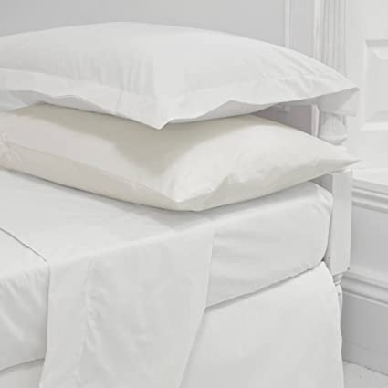 United Fitted Sheet 100% Egyptian Cotton Single Small Double Super King Size Bed Sheets Bedding Home, Furniture & Diy