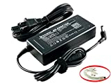 iTEKIRO 90W AC Adapter for Samsung NP300E4C NP300E4C-A01US NP300E4C-A02US NP300E4C-A03US NP305E5A NP305E5A-A03US NP305E5A-A06US NP305E5A-A08US NP300E5C NP300E5C-A01UB NP300E5C-A02US NP300E5C-A03US NP300E5C-A06US NP300E5C-A09US NP300E5C-A0AUS NP305V5A NP305V5A-A01US NP305V5A-A04US NP305V5A-A05US NP305V5AI NP350U2B NP350U2B-A01US NP510R5E NP510R5E-A01UB NP510R5E-A02UB + 10-in-1 USB Charging Cable
