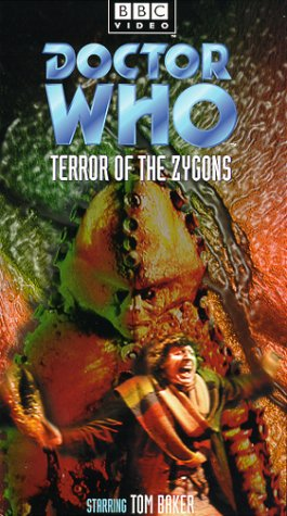 Doctor Who - Terror of the Zygons [VHS]