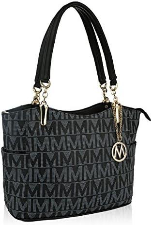 MKF Shoulder Handbag Women Satchel Tote