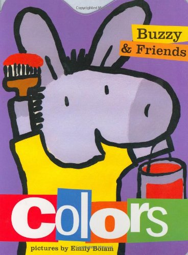 Read Online Buzzy and Friends: Colors (Buzzy & Friends) PDF