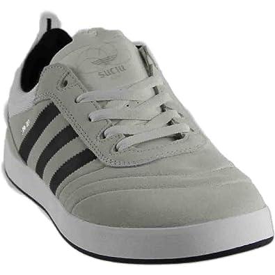 Adidas suciu avanzata (cristallo bianco / nero / argento metallico.