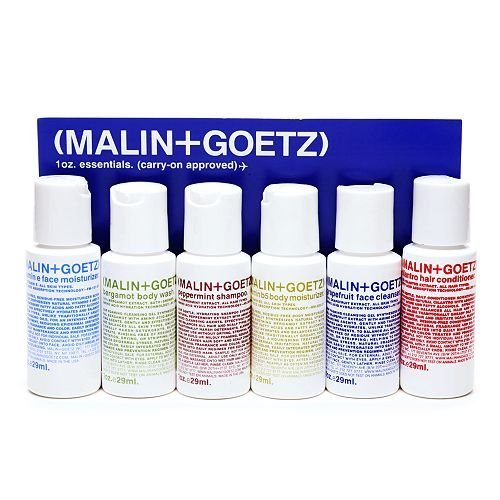 Malin + Goetz Essential Starter Kit, 6 Count