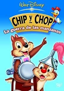 Chip y Chop: La guerra de las manzanas [DVD]