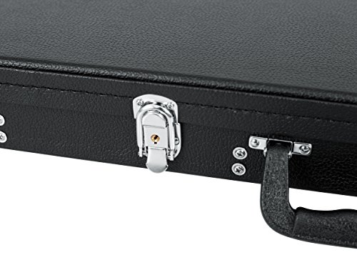 Gator Cases Hard-Shell Wood Case for Standard Electric Guitars; Fits Fender Stratocaster/Telecaster, More (GWE-ELECTRIC) by Gator (Image #10)