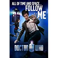 Doctor Who TV New Season 11 10 Day of Nice Silk Fabric Cloth Wall Poster Stampa (50,8 x 33 cm)