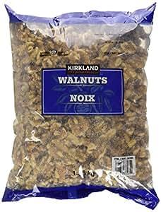 1.36kg. WALNUTS, Raw. Kirkland Signature. Fresh from Canada.