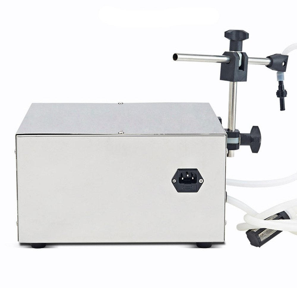 KC-280 Automatic Liquid Filling Machine Intelligent Control Small Beverage Canning Machine by BAOSHISHAN (Image #5)
