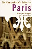 The Cheapskate's Guide to Paris, Connie Emerson, 0806517360