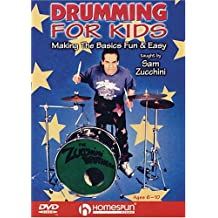 Drumming for Kids: Making the Basics Fun & Easy
