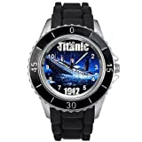 Titanic Unisex design watch with silicone band, Watch Central