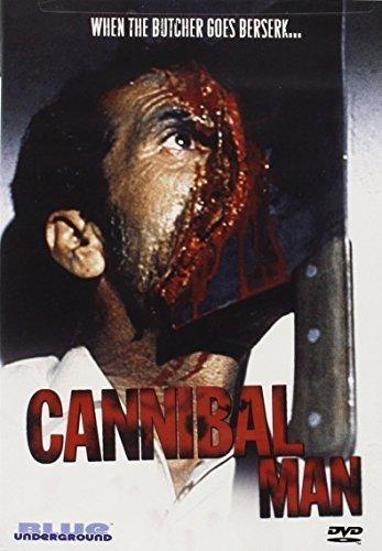 Cannibal Man by Blue Underground by Eloy de la Iglesia by Blue Underground