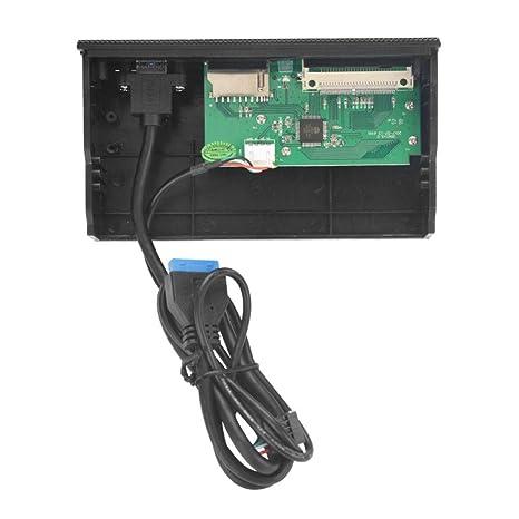 STW PC Lector de Tarjetas Interno USB 3.0 Puerto M2 SD MS XD ...