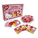 Valentines Day Cards - Hello Kitty - 30 Cards and Lollipops Including Teacher Card
