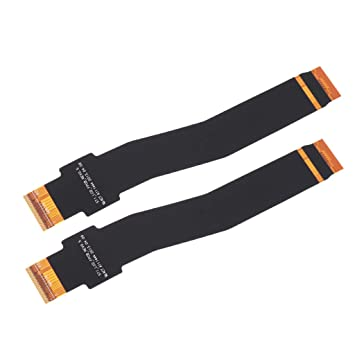 2xLCD Screen Flex Cable Replacements for Samsung GALAXY Tab 3 10.1/'/' P5200