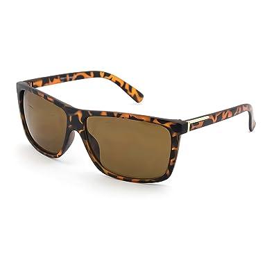 Kult Sonnenbrille Aviator Retro-Stil Schlag KISS ®-VINTAGE Mann Frau Unisex: JOHNNY DEPP Sonnenbrillen - HAVANNA bJfBC