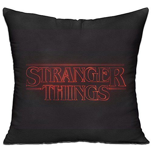 Susan H Thriller Terror Stranger Things Montauk Sofa Throw Pillows 1818 Contain Inner For Warm Cozy
