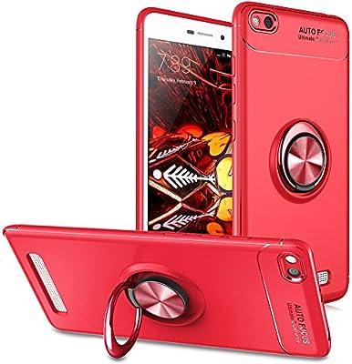 Carcasa Xiaomi Redmi 4 a, huphant funda silicona suave para ...