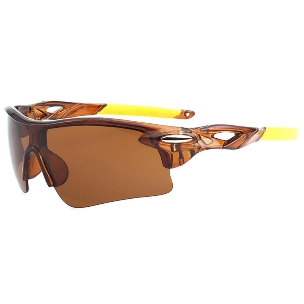 Fineser 偏光スポーツサングラス UV400 保護メガネ アウトドア サイクリング ランニング 釣り用  G B07CNDZ31D