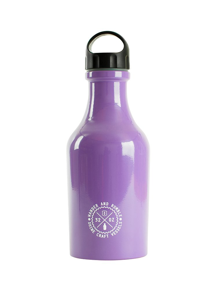 Wander and Rumble Squealer, 32 oz, Lilac