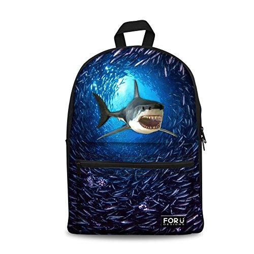 Shark Backpack: Amazon.com
