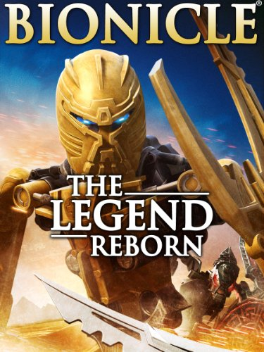 Kids Bionicle - Bionicle: The Legend Reborn