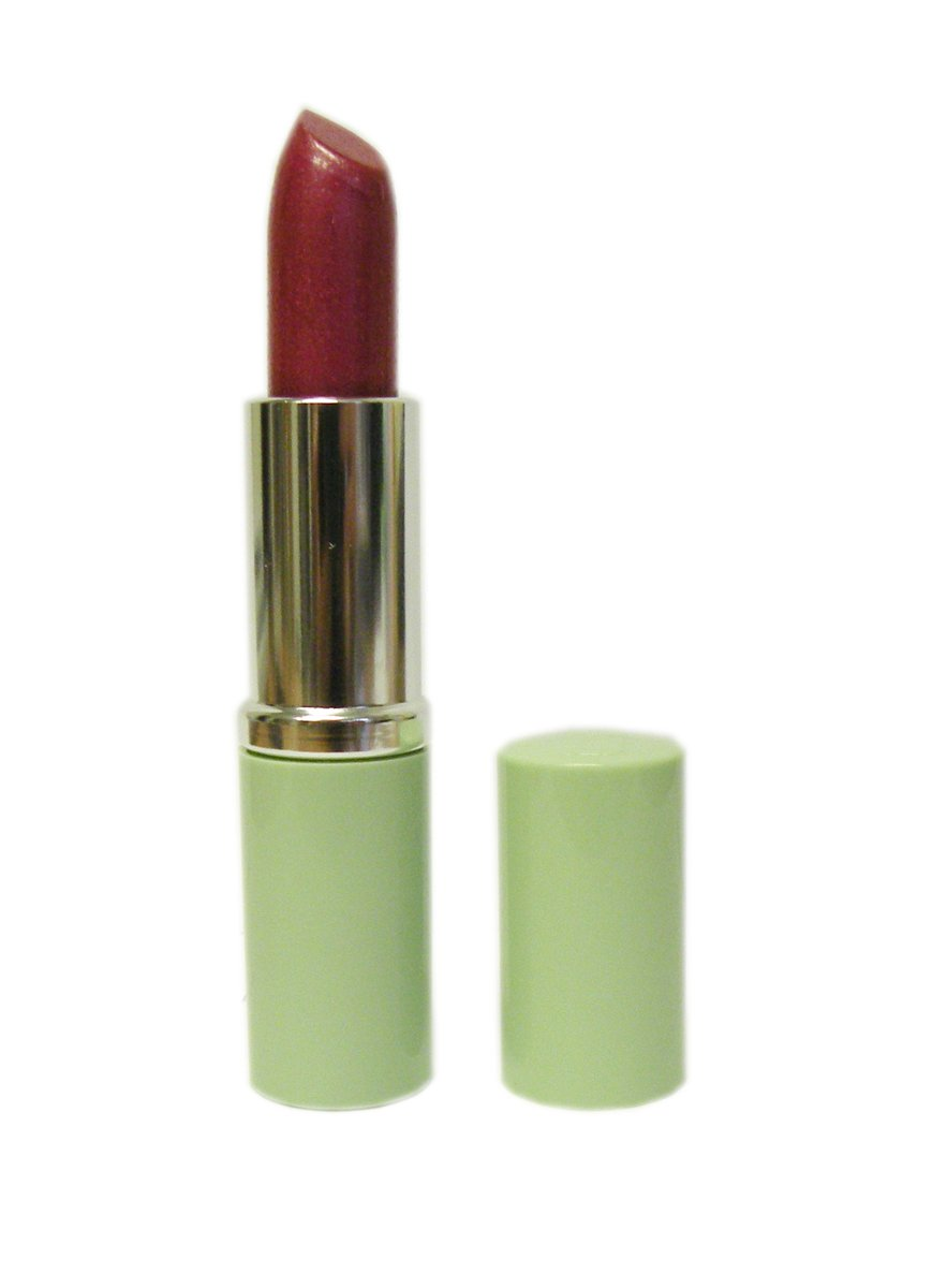 Clinique Different Lipstick .14 oz Full Size, Raspberry Glace