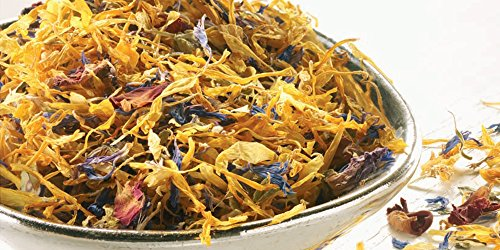 Edible Dried Flowers (Misto Fiori) - 2.04 Ounces