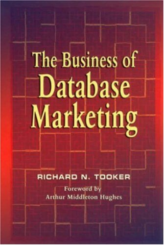 Download The Business of Database Marketing pdf epub