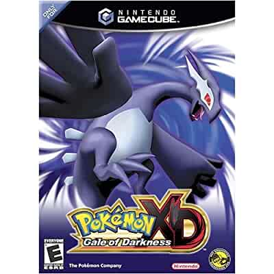 Pokemon xd gale of darkness artist not provided video games - Gamecube pokemon xd console ...