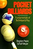 img - for Pocket Billiards: Fundamentals Of Technique & Play by Bogdan Pejcic (1993-12-31) book / textbook / text book