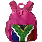 Flag Of South Africa Kids Backpack Preschool Boys Girls Toddler School Bags