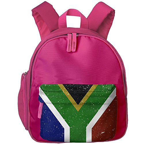 Flag Of South Africa Kids Backpack Preschool Boys Girls Toddler School Bags by Aoeren