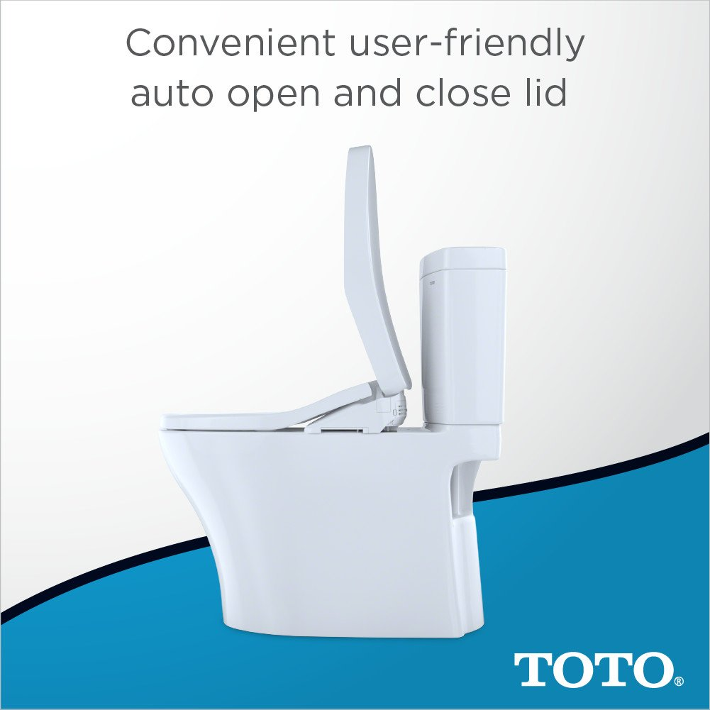 Toto Sw3056 01 S550e Washlet Electronic Bidet Toilet Seat