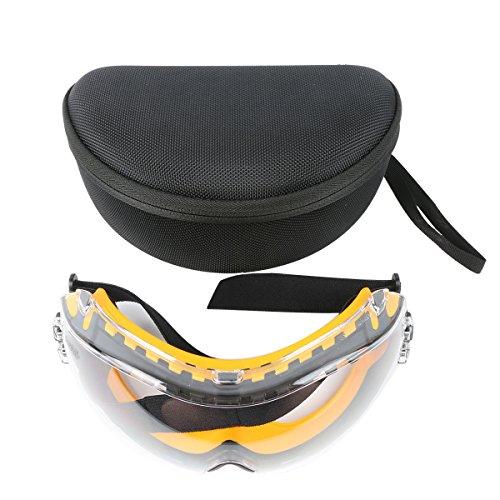 462d1229228 Khanka Carrying Travel Case for DEWALT DPG82-11 Concealer Clear Anti-Fog  Dual Mold