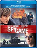 Spy Game (Blu-ray + DVD + Digital Copy)