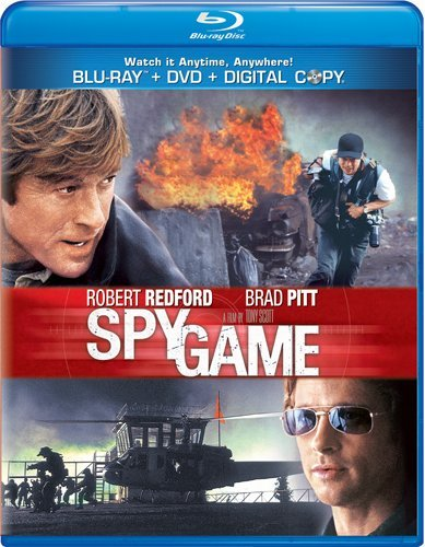 (Spy Game [Blu-ray])