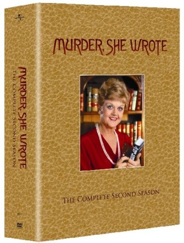 Murder, She Wrote: The Complete Second Season (Bilingual) Angela Lansbury Movie Mystery / Suspense / Thriller TV Shows / TV Movie
