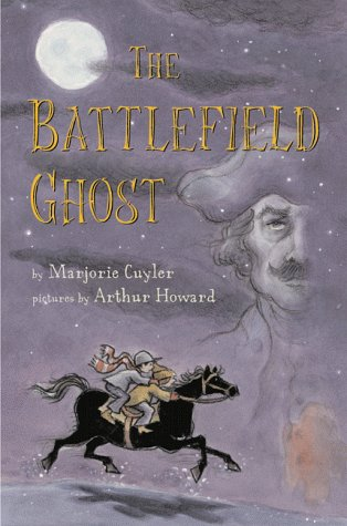 book cover of The Battlefield Ghost