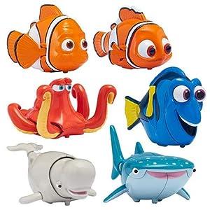 Bandai Finding Dory SwiggleFish Set
