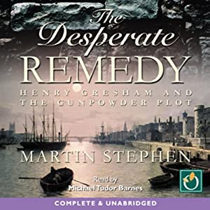 The Desperate Remedy Audiobook