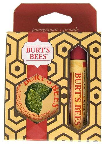 Burt's Bees Basics-Lip Balm Replenishing with Pomegranate &