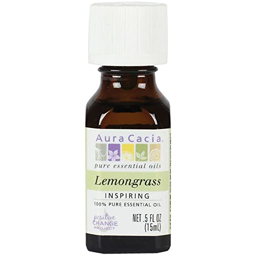 Aura Cacia Lemongrass Oil
