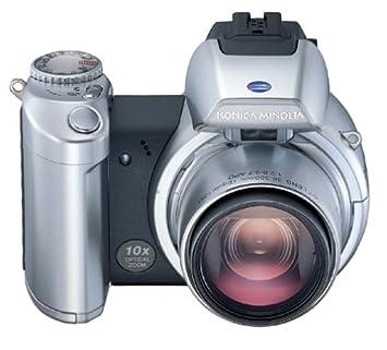 konica minolta dimage z2 4mp digital camera with 10x optical zoom - Minolta Digital Camera