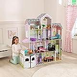 KidKraft Grand Estate Dollhouse + 26 Pieces of Furniture (3+ Years) by KidKraf