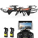 DBPOWER Predator U842 WIFI RC Quadcopter Drone with HD Camera 2.4G 4CH 6