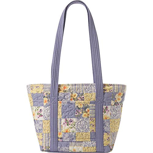Donna Sharp Leah Tote, French (Donna Sharp Quilted Handbags)