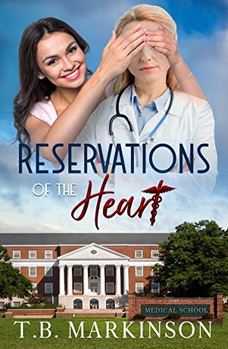 Reservations Heart T B Markinson ebook product image